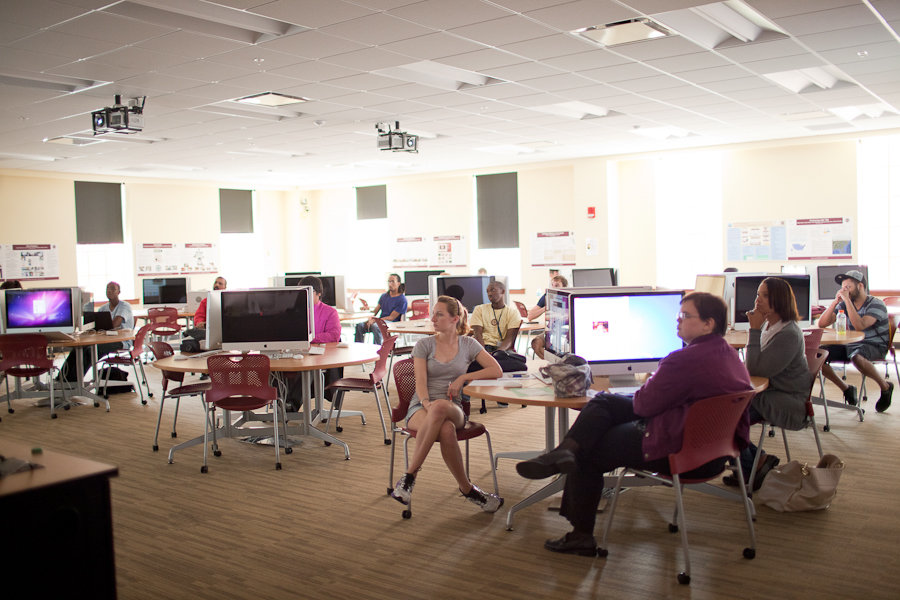 Teaching Lab, Johnston Building