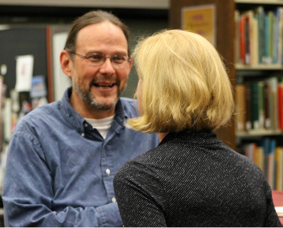 Drs. Gary Burnett and Christie Koontz