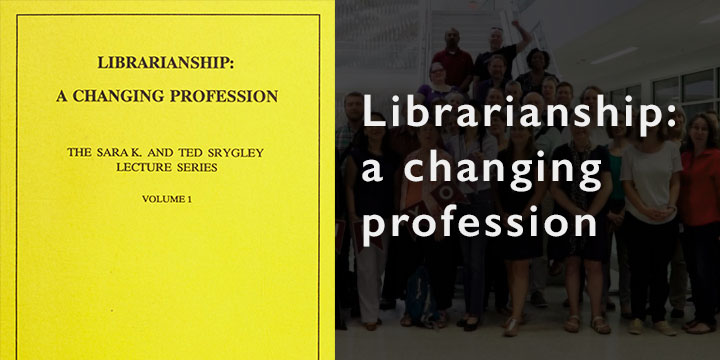 Librarianship. A Changing Profession
